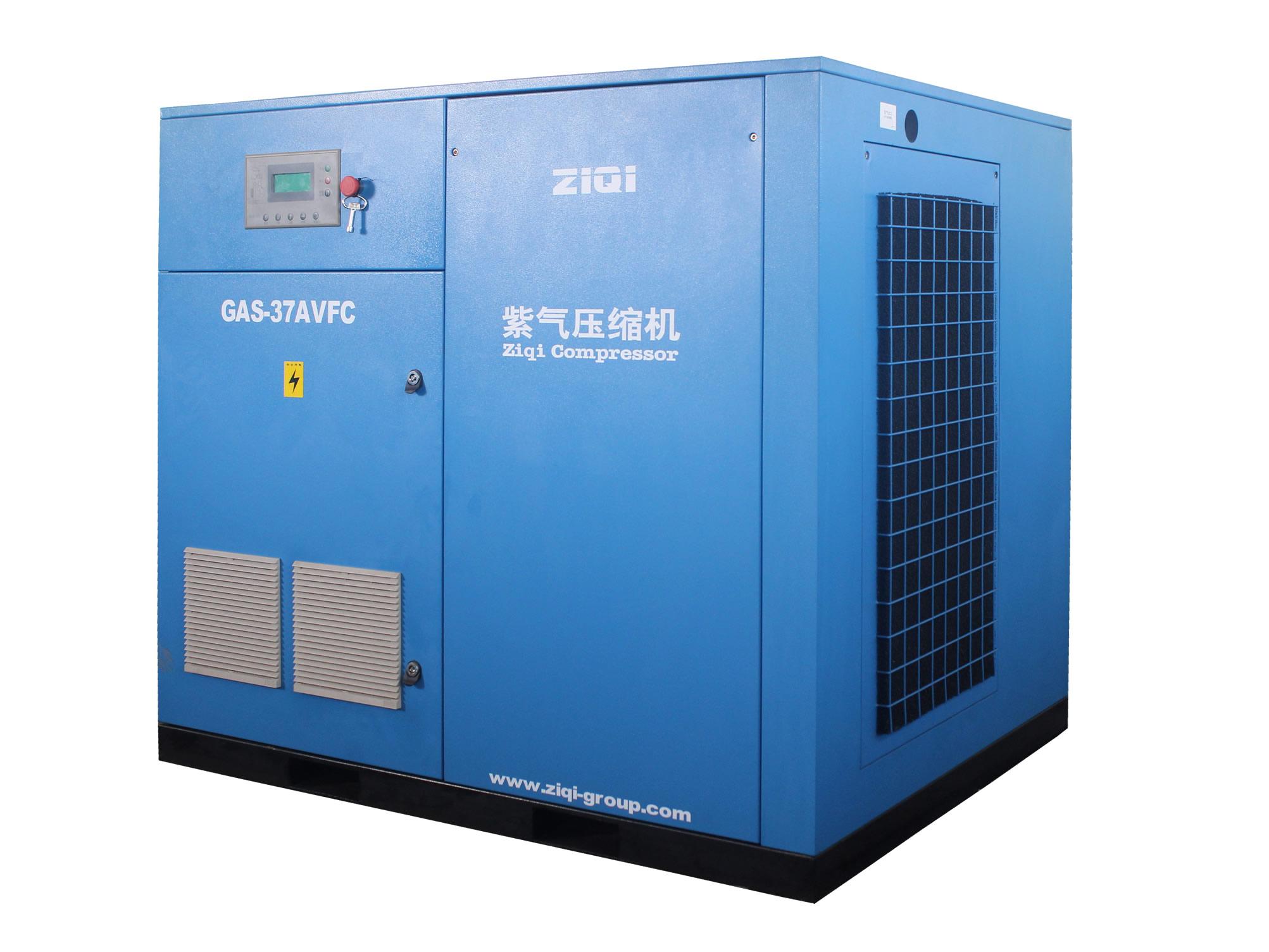 GAS-7.5A VFC~45A VFC 皮联风冷压缩机