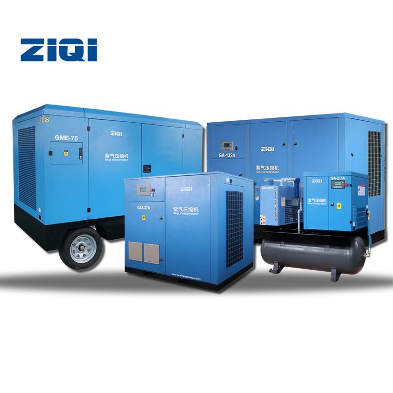 空压机油分桶的结构和工作原理
