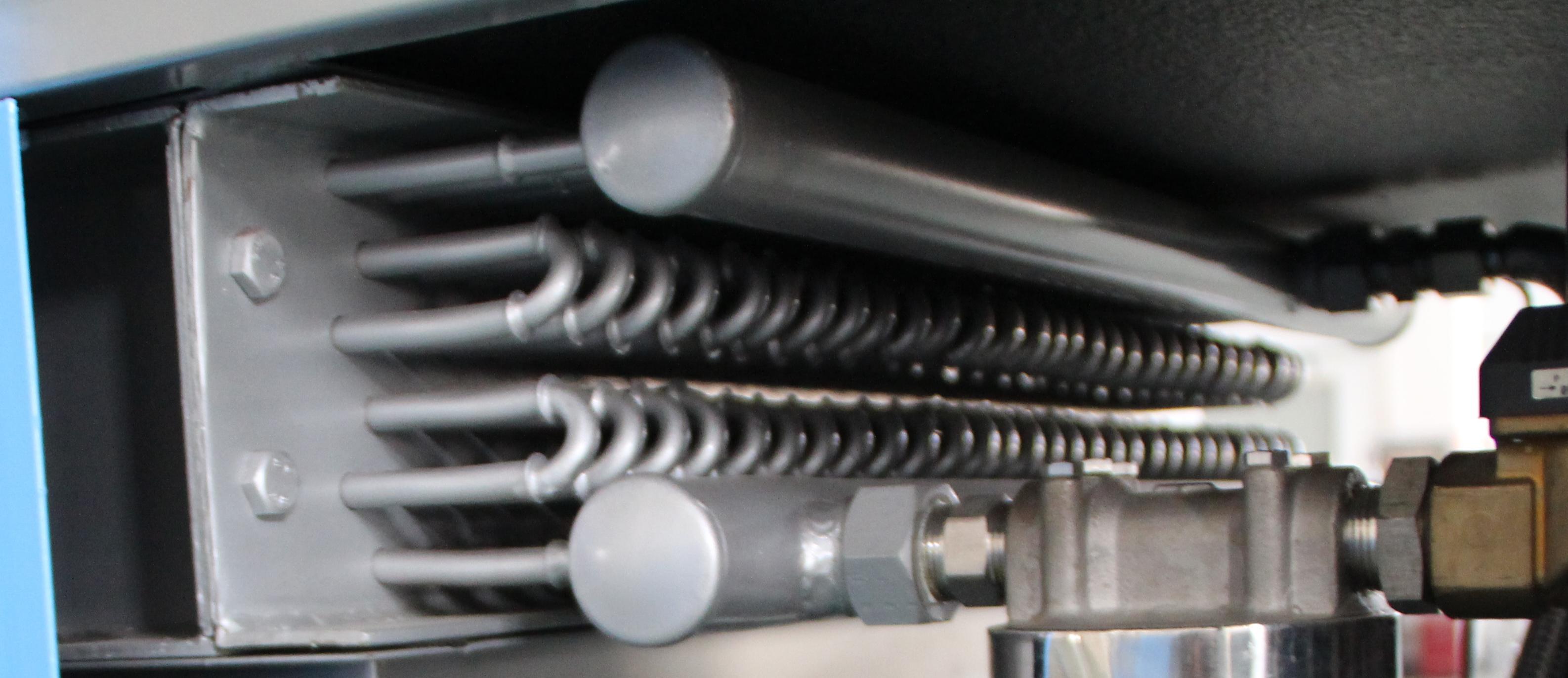 无油双螺杆压缩机