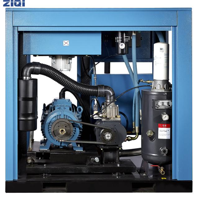 空气压缩机排气量受哪些因素的影响?