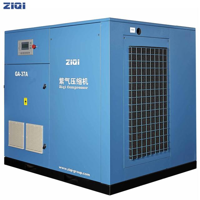 空壓機排出的壓縮空氣中為什么會有水呢?
