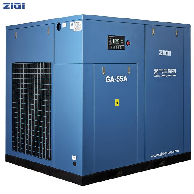 空壓機節能從儲氣罐和管道開始