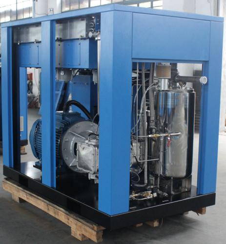 无油空压机在食品、饮料行业的应用及其重要性
