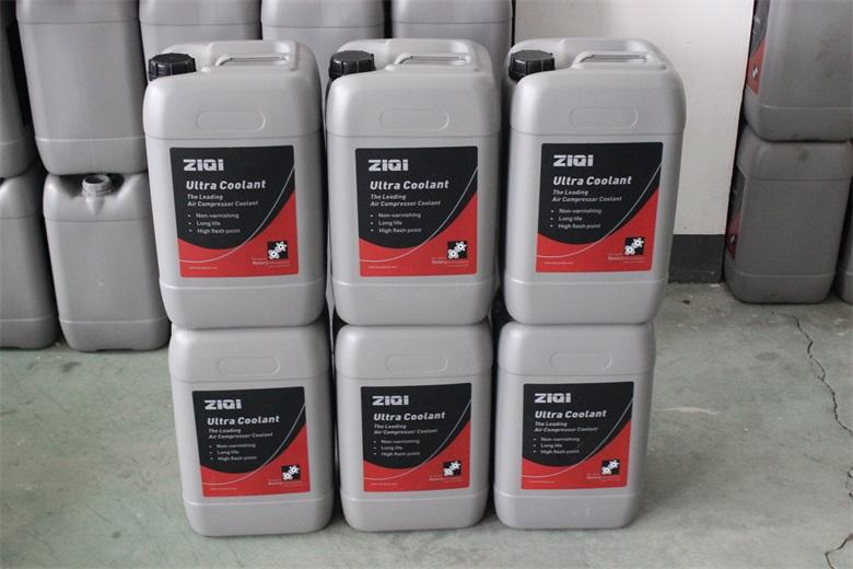 空压机油污为什么总是清洗不干净?