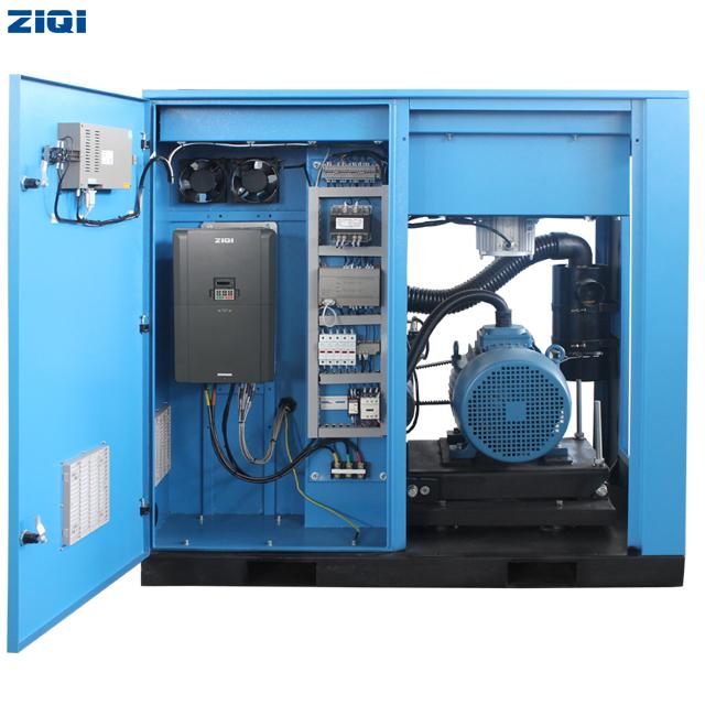 螺杆空压机7大系统快速认识简明教程