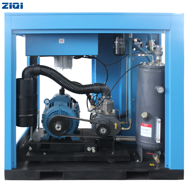 紫气压缩机为空压机后市场节能!