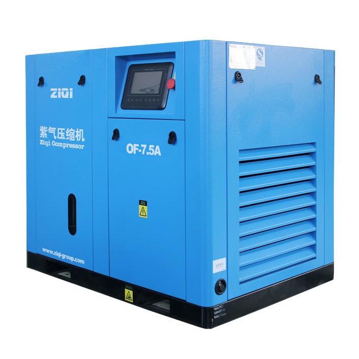 小型空压机为什么容易油耗大?