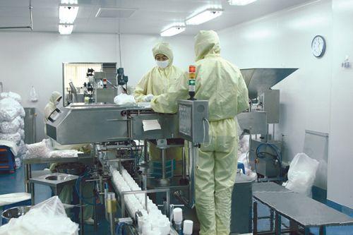 制药行业压缩空气的净化系统及验证