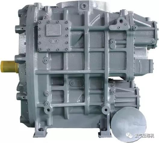 紫气-双极压缩空压机,为世界节能!