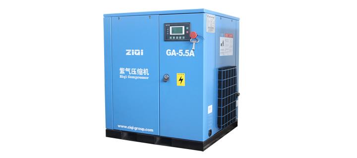无油空压机高温处理方法