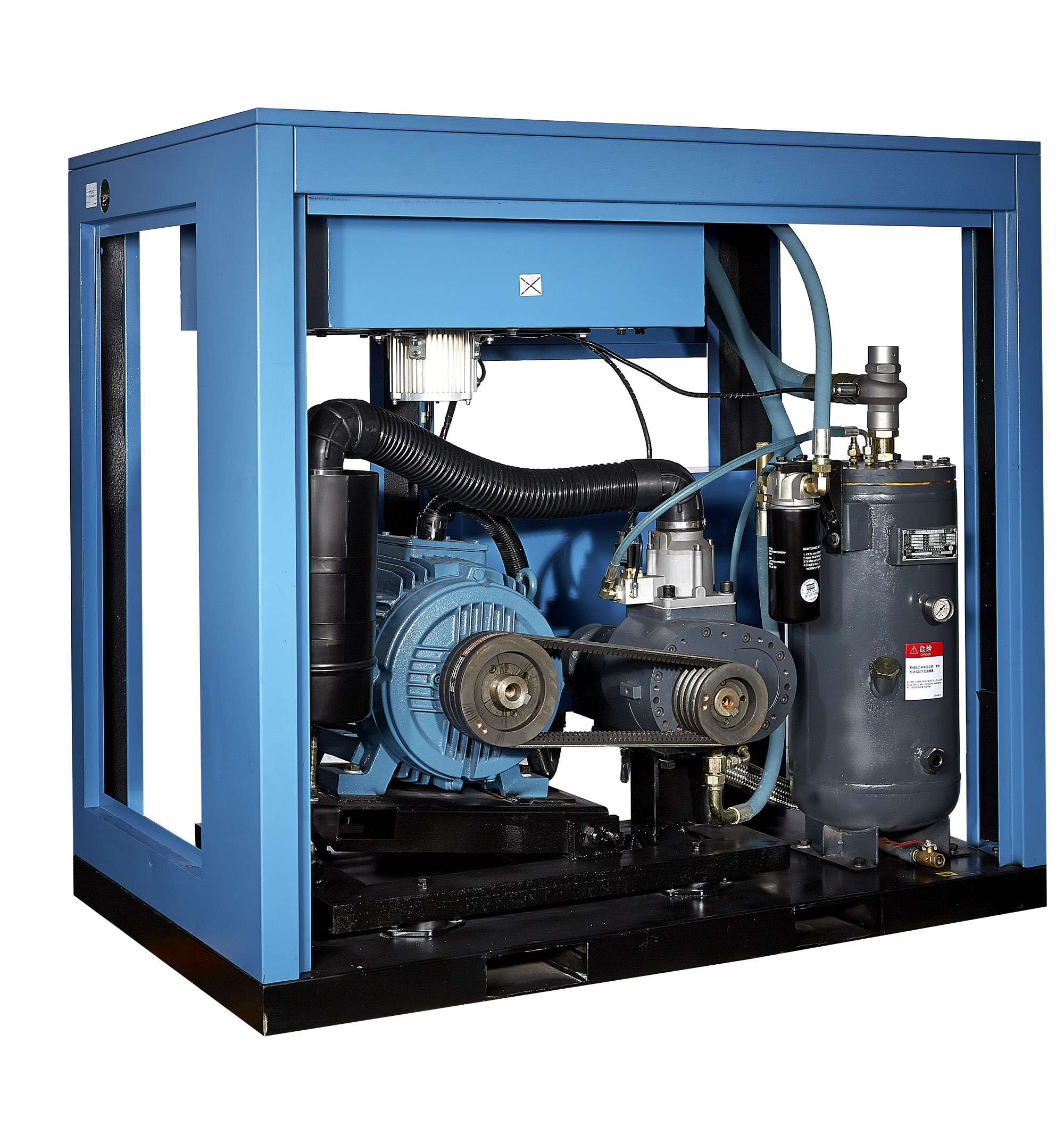 钢铁企业压缩空气系统节能潜力分析及对策
