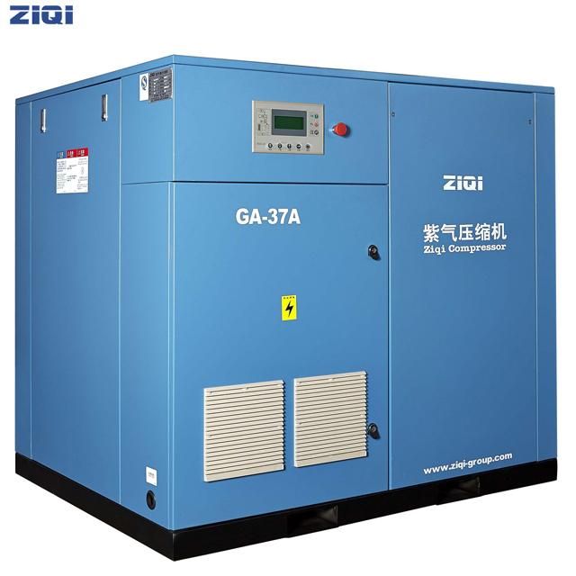 不同型式空压机控制排气量方法探讨