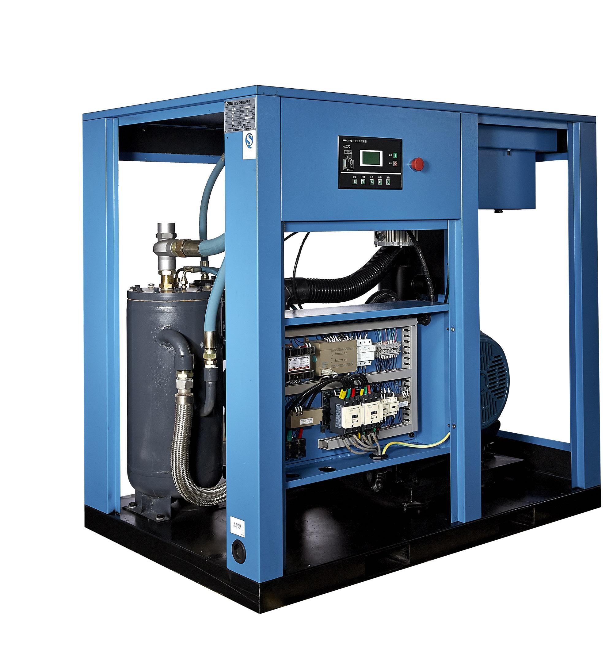 滚动活塞压缩机双级压缩中间补气制冷热泵系统的实验研究