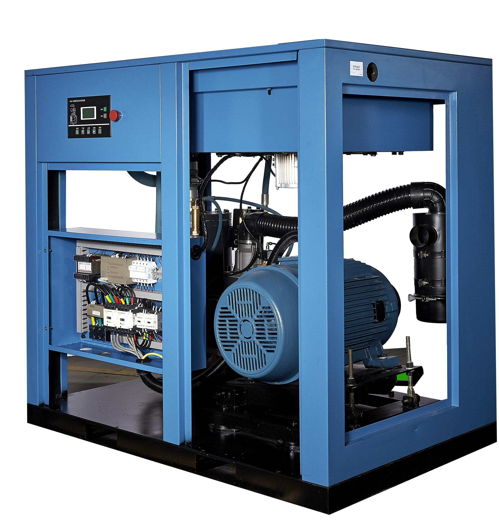 压缩空气系统节能潜力分析与应用