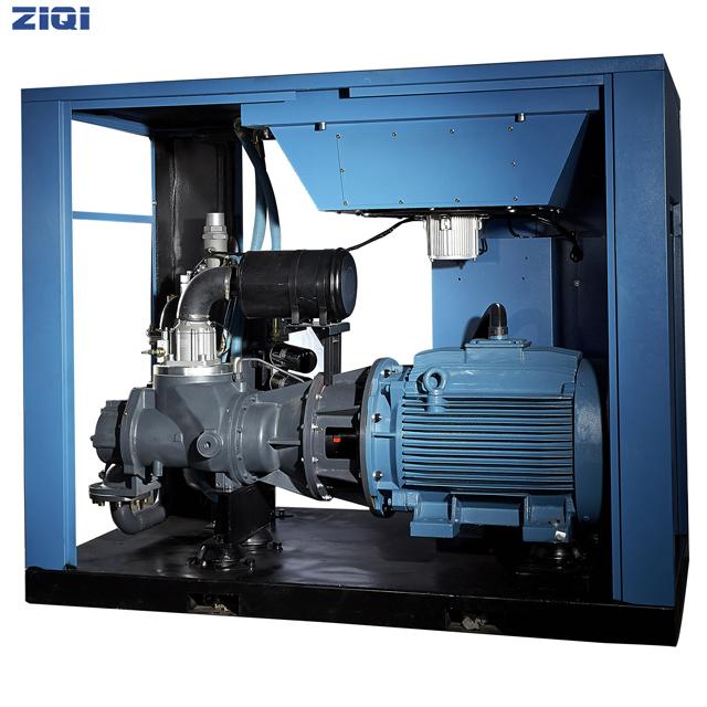 淺析水基潤滑螺桿空壓機優點