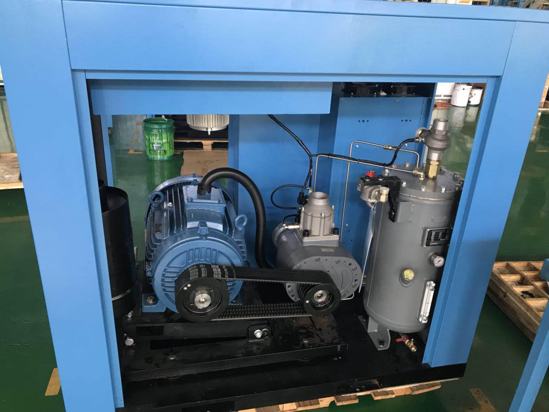 教你排除钻机空压机温度异常故障