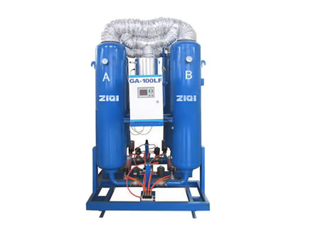 Adsorption type dryer