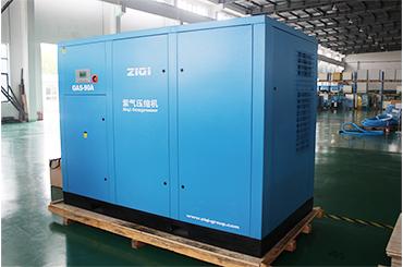 中小型空压机生产企业环保增效有些什么举措