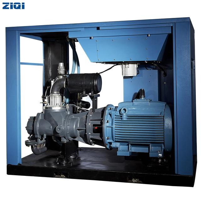 活塞式空压机与螺杆空压机的工作原理是什么?
