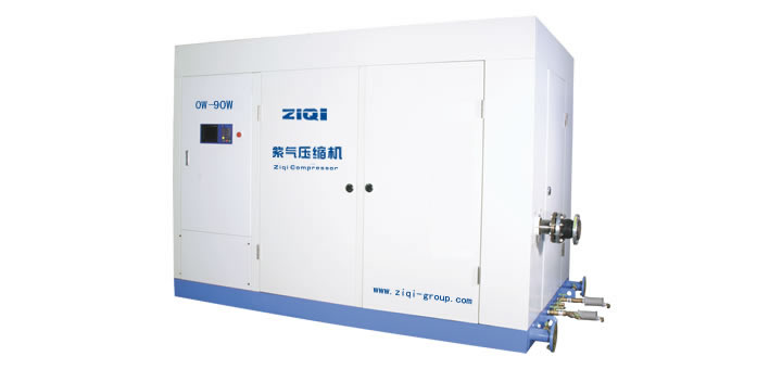 Natural gas compressor automatic control technology