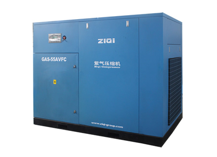 GAS-55A VFC~185A VFC Direct connected air-cooled compressor