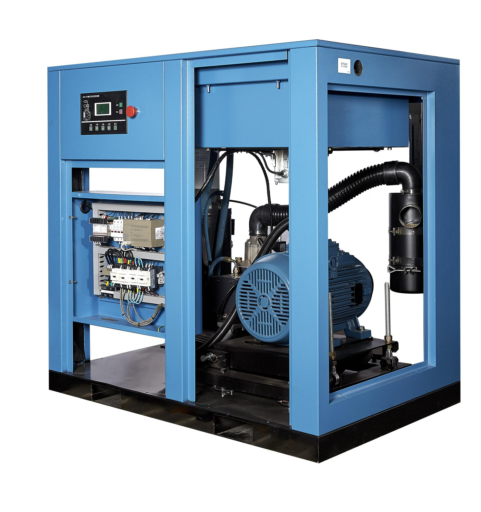 空压机过滤器的工作原理