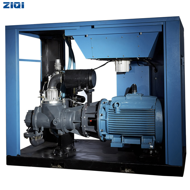 永磁同步电机驱动空气压缩机的节能分析