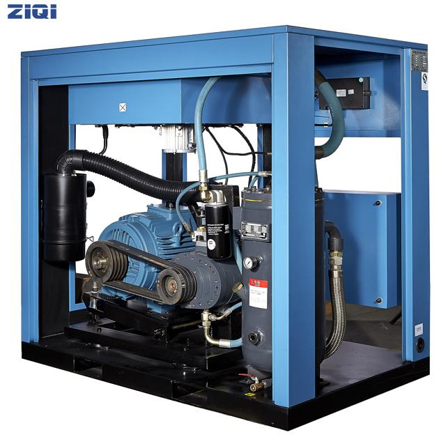 空壓機露點控溫系統流程介紹