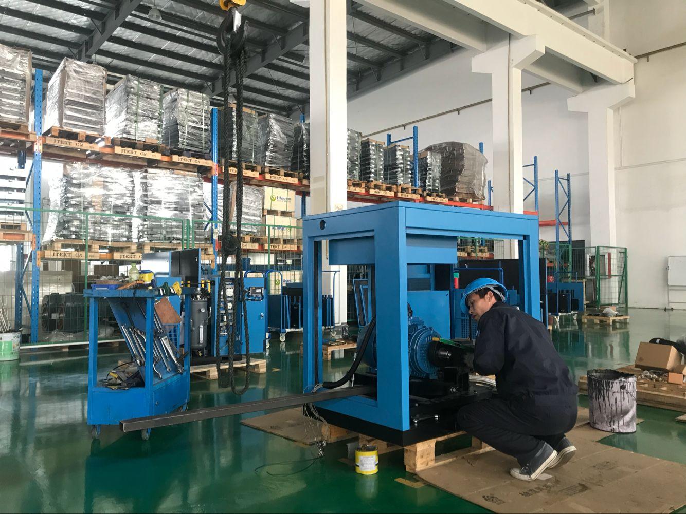 螺杆空压机系统常见问题及处理措施