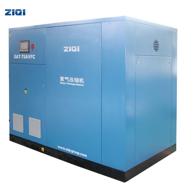 高溫下空壓機如何降低排氣溫度