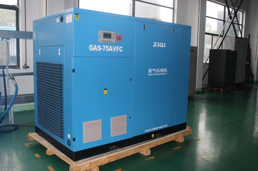 空气压缩机改造方案之跑风阀设计