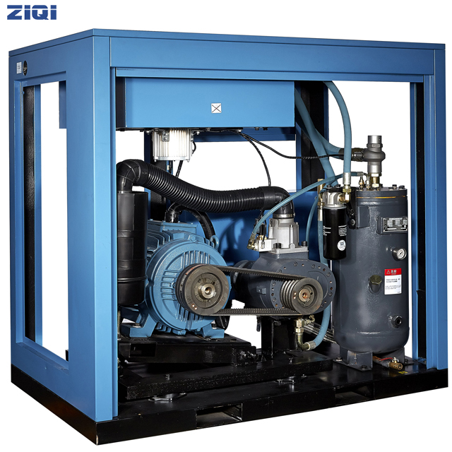 螺杆空压机应用于蒸汽回收装置(VRU)