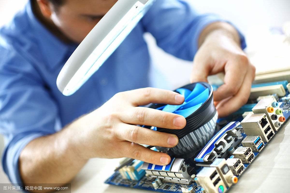紫气压缩机在电子电器行