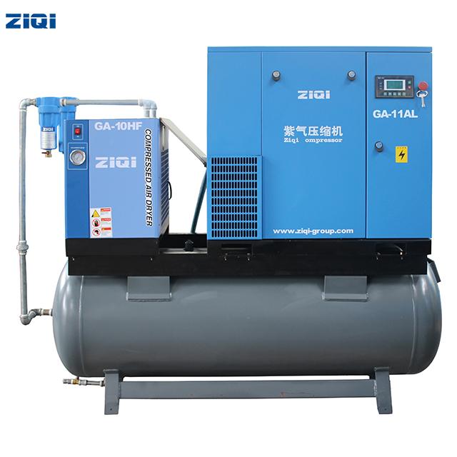 螺桿空壓機零件磨削過程及方法探討